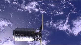 Cygnus Cargo Supply Spacecraft Safely Reaches the ISS