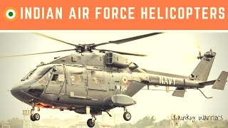 Indian Air Force Helicopters - Mi 35 , Mi 8 , Mi 17, Chetak, Cheetah , Dhruv and Mi 26 [Full HD]