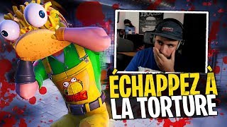 Échappez à la torture ! Escape Game SAW flippante sur Fortnite Créatif...