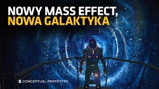 Nowy Mass Effect i nowa galaktyka
