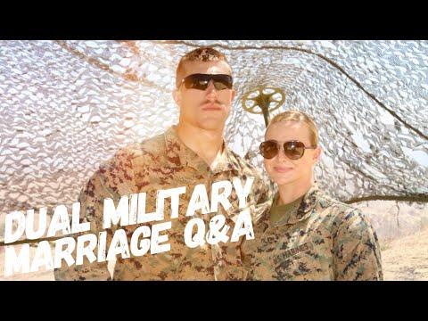 Dual Military Marriage Q&A
