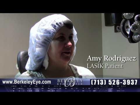 Berkeley Eye Center Patient Reactions Less Than 24 Hours After Surgery