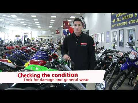Tips When Buying A Second Hand Bike - Video 3 of Bennetts Top Tips Series