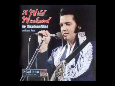 Elvis Presley-A Wild Weekend In Huntsville-Volume 2-June 1st,1975 afternoon show complete