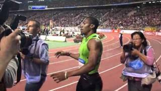 Yohan Blake 200m. 19,26 O_o