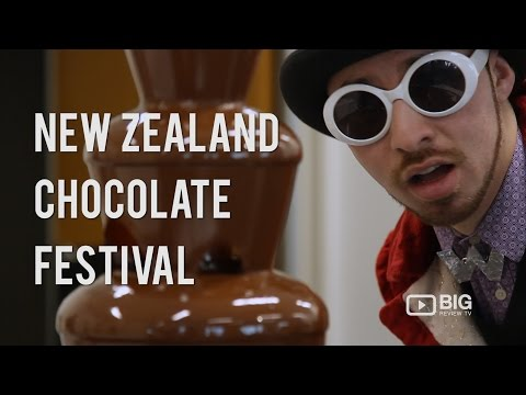 Chocolate Festival  | Big Review TV | New Zealand