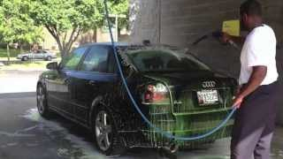 Audi A4 1.8t Magnaflow Turbo back exhaust