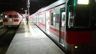 山陽電車5000系リニューアル車 5702系 直通特急発車