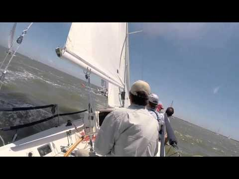 2014 J92 77 LYC Shoe Regatta Races 1 2 3 4
