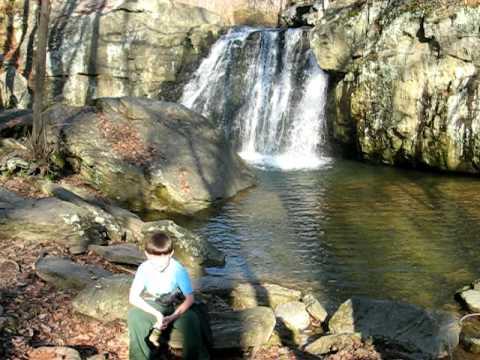 Falling Branch Waterfall - Maryland