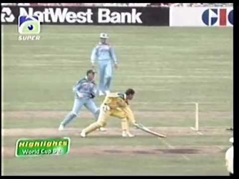 Australia vs England World Cup 1992 HQ Extended Highlights