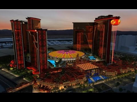 Resorts World Las Vegas New Hotel Opening 2020