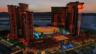 Resorts World Las Vegas New Hotel Opening 2020