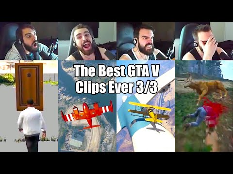 The Best GTA V Glitches, Fails And Luck From Speedrunning (3/3)