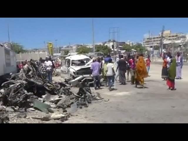 At least six killed in Mogadishu car explosion