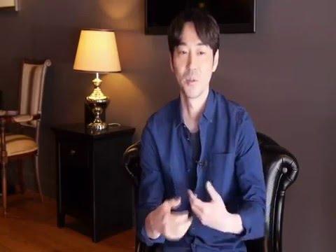 이루마 인터뷰 - Yiruma interview