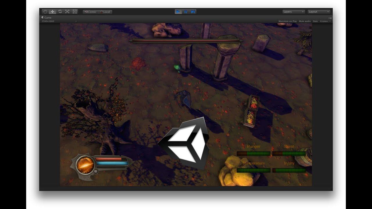 Unity 3d rpg tutorial