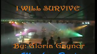 I Will Survive (by:gloria Gaynor) Megahertz Band -cover- In Tokyo.mpg