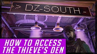 The Division 2 - How to Access The Thieve's Den - Hidden Dark Zone Safe Room Trophy thumbnail