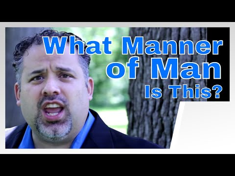 Ben Everson - What Manner of Man Is This? - A Cappella