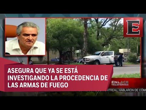 Luis Alberto Rodríguez y los enfrentamientos en el Penal de Ciudad Victoria
