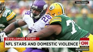 NFL stars and domestic violence
