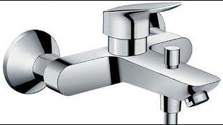 Установка смесителя в ванной комнате. Как сделать монтаж смесителя своими руками. Сантехника. Ремонт