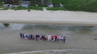 Фестиваль Школы Света Рэйки и море