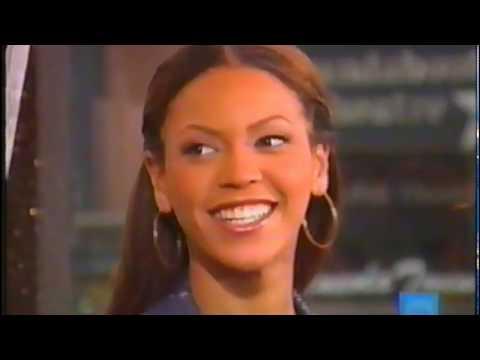 Destiny's Child - TRL Interview