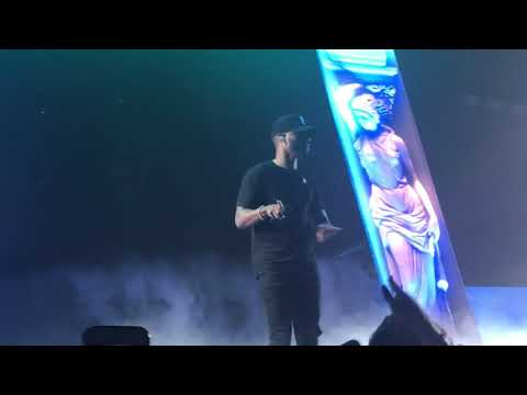 Bryson Tiller - Run Me Dry (Live at Watsco Center in Coral Gables,FL on 8/29/2017)