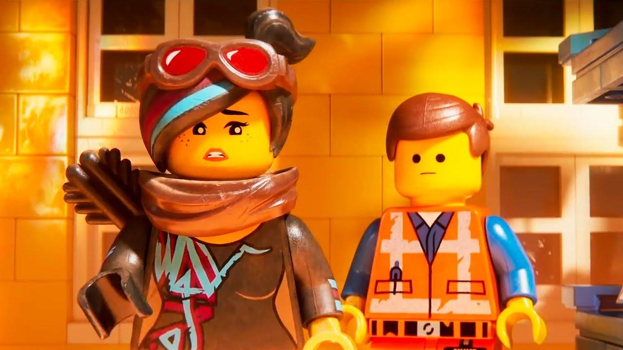 А вот и трейлер «Лего Фильма 2»