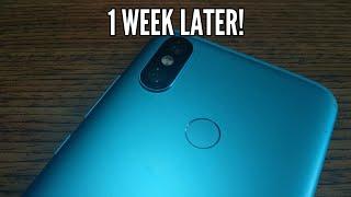 Xiaomi Mi A2 | A week later!.