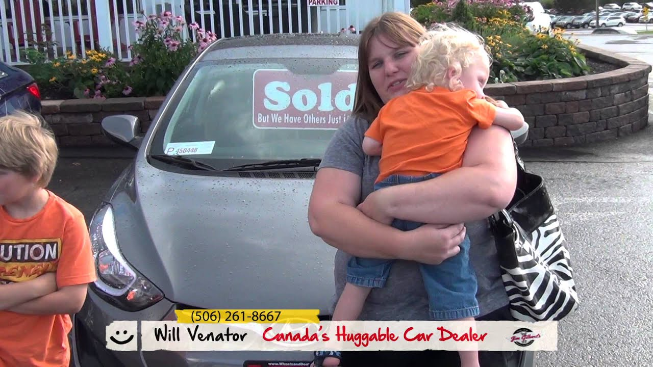 Used Cars Fredericton Wheels and Deals Shelley Ivey 2014 Hyundai