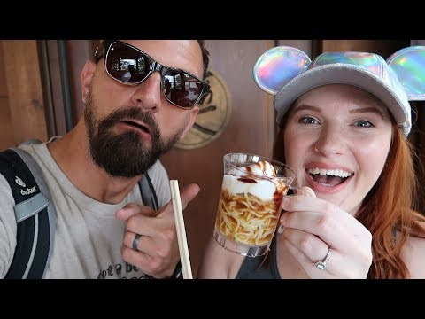 Our First Trip To EPCOT's International Food & Wine Festival 2019! | Disney World Food Reviews!