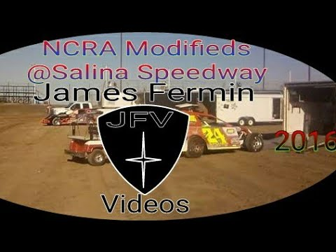 NCRA Modified Feature #3, Salina Speedway