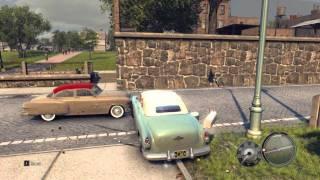 Mafia II Gameplay 1080P PC Max Settings