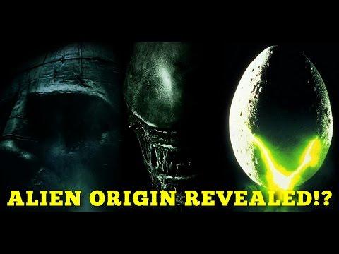Alien Covenant: Xenomorph origins revealed