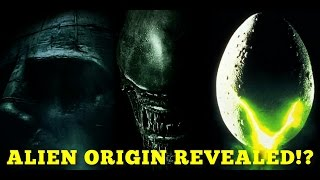 Alien Covenant: Xenomorph origins revealed