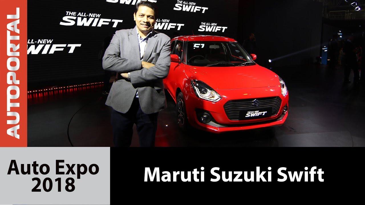 New 2018 Maruti Suzuki Swift launched at Auto Expo – Autoportal