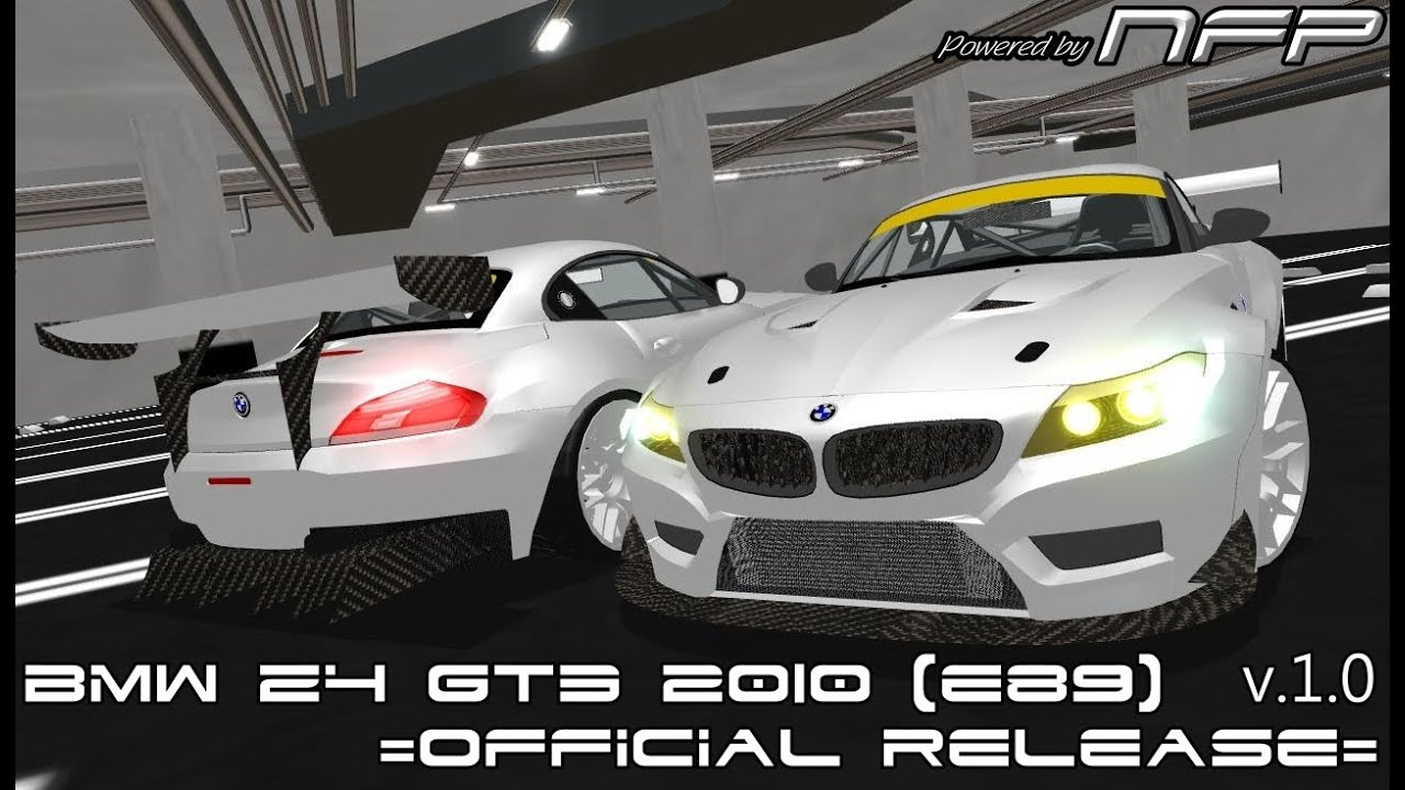 MMD Newcomer] BMW Z4 GT3 2010 (E89) v.1.0 Official Release - YouTube