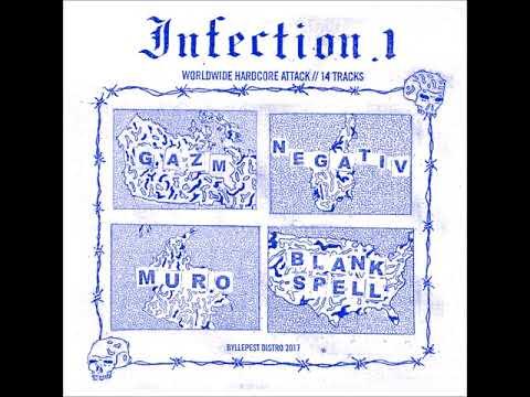 VA - Infection 1 -  Worldwide Hardcore Attack //14 tracks (Full Album)