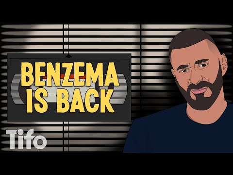 [Tifo Football] What happened to Karim Benzema?