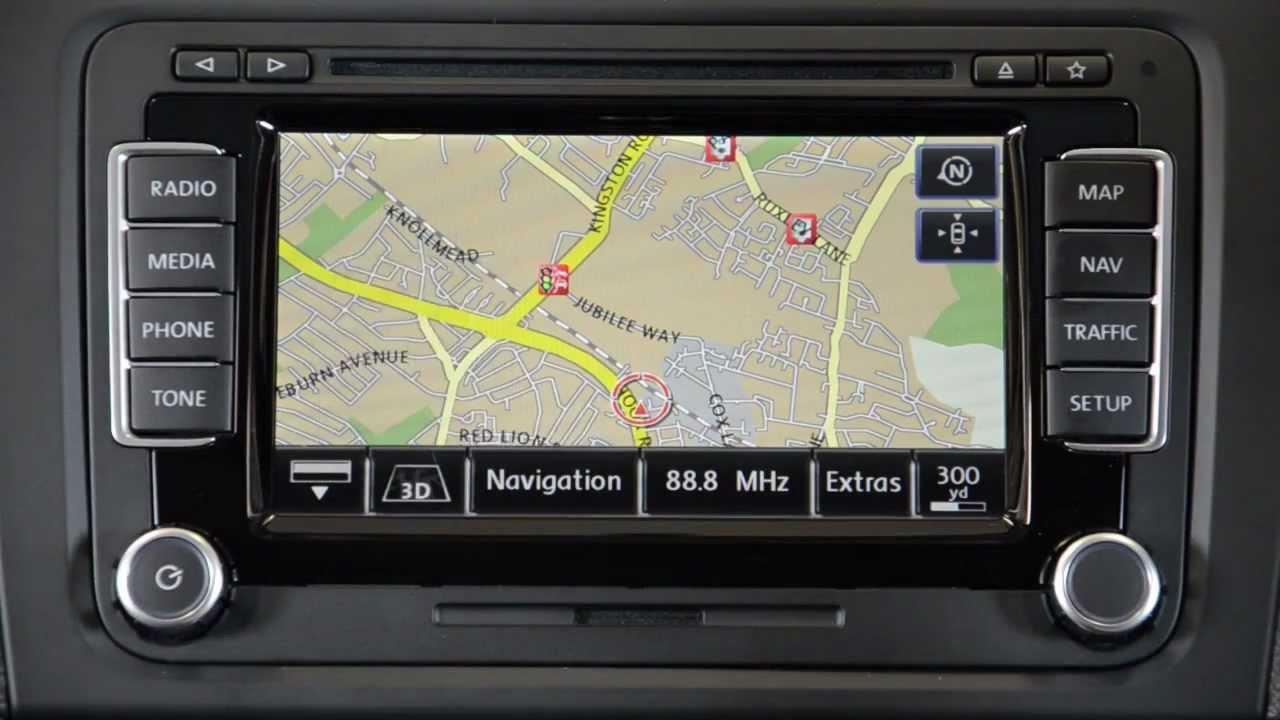 RNS-510 Navigation System