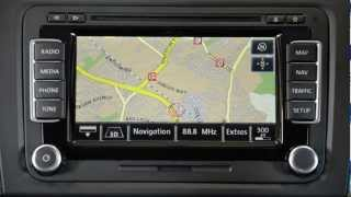 Satnav Systems presents: RNS 510 navigation system