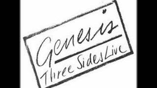 Genesis - In The Cage/The Cinema Show (Three Sides Live).wmv