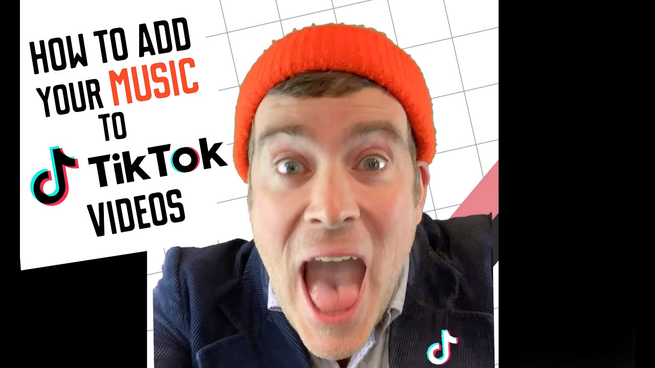 How to add your music to TikTok videos