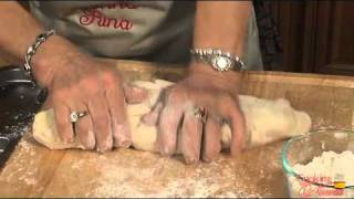 Homemade Pasta - Meat Ravioli In Soup - Italian Recipe By Rossella Rago - Cooking With Nonna