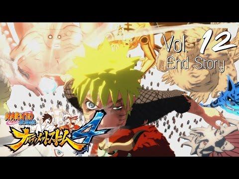 Naruto Shippuden: Ultimate Ninja Storm 4 - นารูโตะ VS ซาสึเกะ  - Part 12 [End Story Mode]