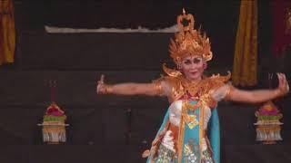 Tari Batur Global Geopark / Batur UNESCO Global Geopark Dance