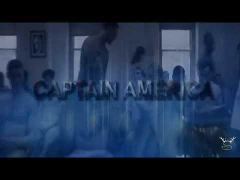 CAPTAIN AMERICA ~ American Oxygen